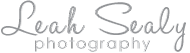 Leah Sealy Photography Logo